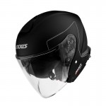 CASCO AXXIS OF504 MIRAGE NEGRO SOLIDO MATE