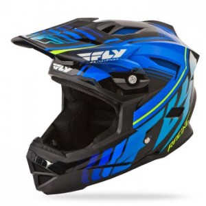 CASCO DEFAULT 15 FLY AZUL - NEGRO