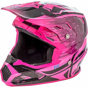 CASCO FLY RESIN ROSADO - CELESTE M