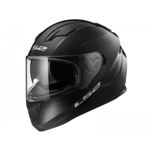 CASCO LS2 STREAM NEGRO BRILLANTE