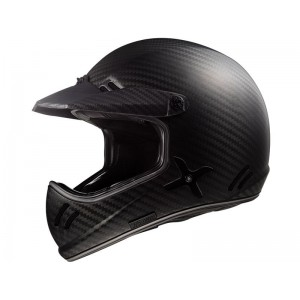 CASCO LS2 XTRA NEGRO CARBON L EDICION LIMIT