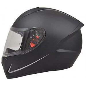 CASCO MT STINGER SOLIDO NEGRO MATE