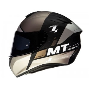 CASCO MT TARGO RIGEL GRIS MATE