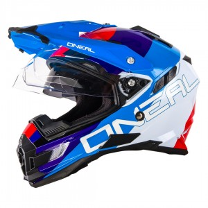 CASCO ONEAL SIERRA ADVENTURE AZUL