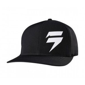 GORRA SHIFT FLEXFIT NEGRA 19309
