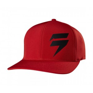 GORRA SHIFT FLEXFIT ROJA19309
