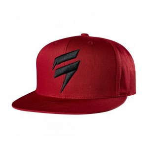 GORRA SHIFT SNAPBACK ROJA 19461