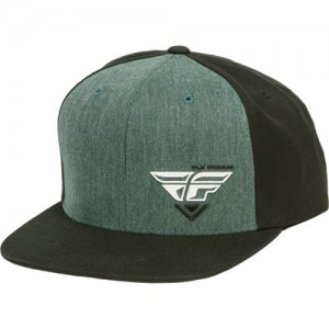 GORRA FLY CHOICE VERDE NEGRO