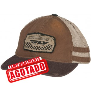 GORRA FLY PATRIARCH CAFE