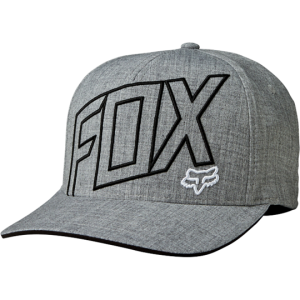 GORRA FOX FLEXFIT GRIS 19559