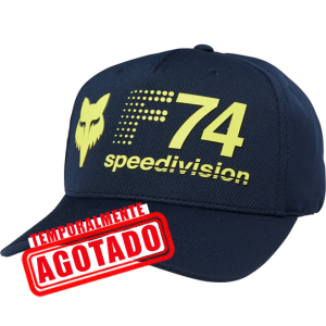 GORRA FOX FLEXFIT AZUL 19563