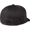 GORRA FOX FLEXFIT NEGRA 19565