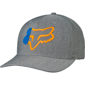 GORRA FOX FLEXFIT GRIS 19567
