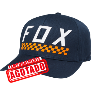 GORRA FOX FLEXFIT AZUL 19570