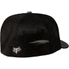 GORRA FOX FLEXFIT NEGRA 19573