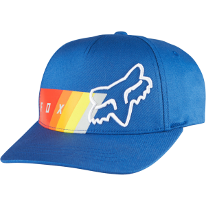 GORRA FOX FLEXFIT AZUL 19790