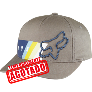 GORRA FOX FLEXFIT GRIS 19790