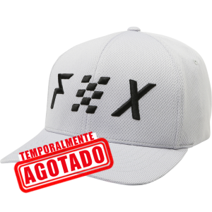 Gorra Fox Intercede Flexfit gris