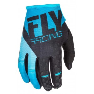 GUANTES FLY KINETIC  NEGRO AZUL