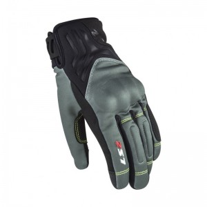 GUANTES LS2 JET II MUJER GRIS