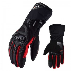Guante Impermeable Suomy Rojo