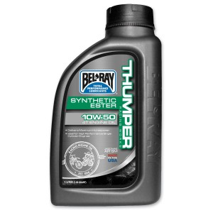 ACEITE BEL RAY THUMPER 10W50 WORKS SINTETICO 1L
