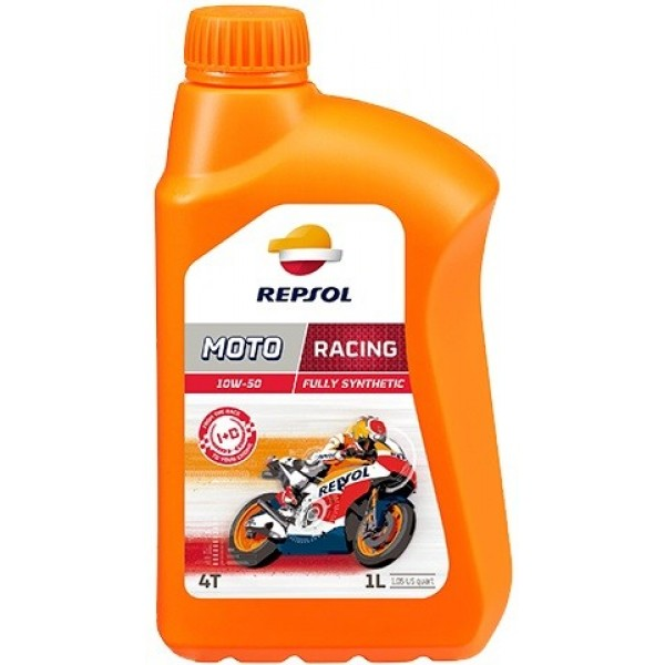 ACEITE REPSOL RACING 10W50